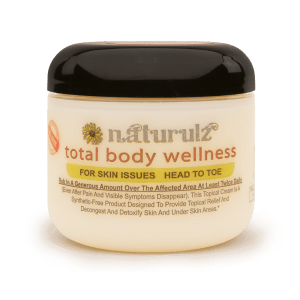Total Body Wellness cream