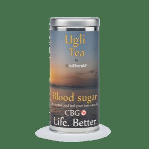 Ugli tea - blood sugar type